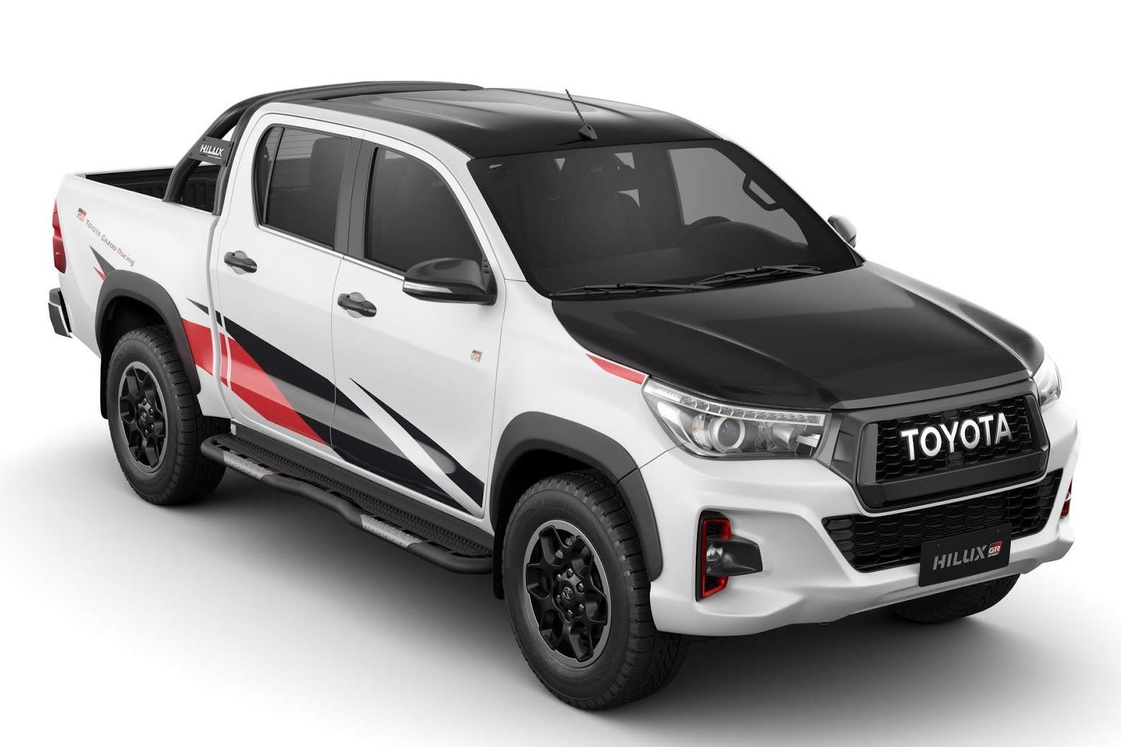 Toyota HiLux GR performance model on Australian wish list