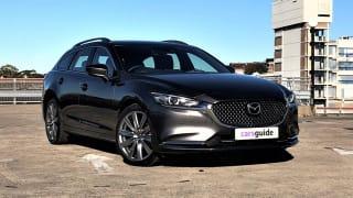 Mazda 6 2020 Carsguide