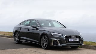 audi a5 review, price, for sale, colours, interior & specs