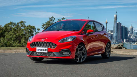 Ford Fiesta Dimensions 2020 Carsguide