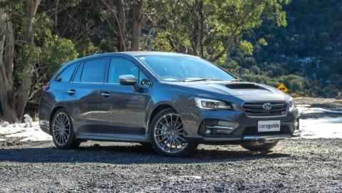 Subaru levorg Dimensions 2017   CarsGuide