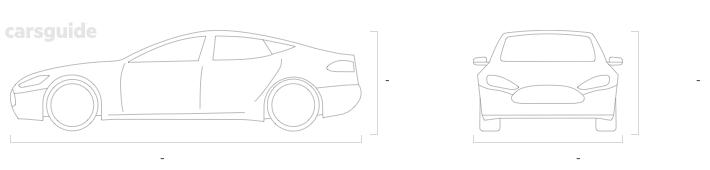 Dimensions for the Mazda 1000 1968 include — height, — width, — length.